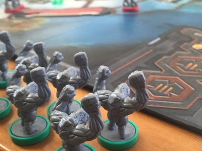 'Cry Havoc' Advances Board-Gamified War