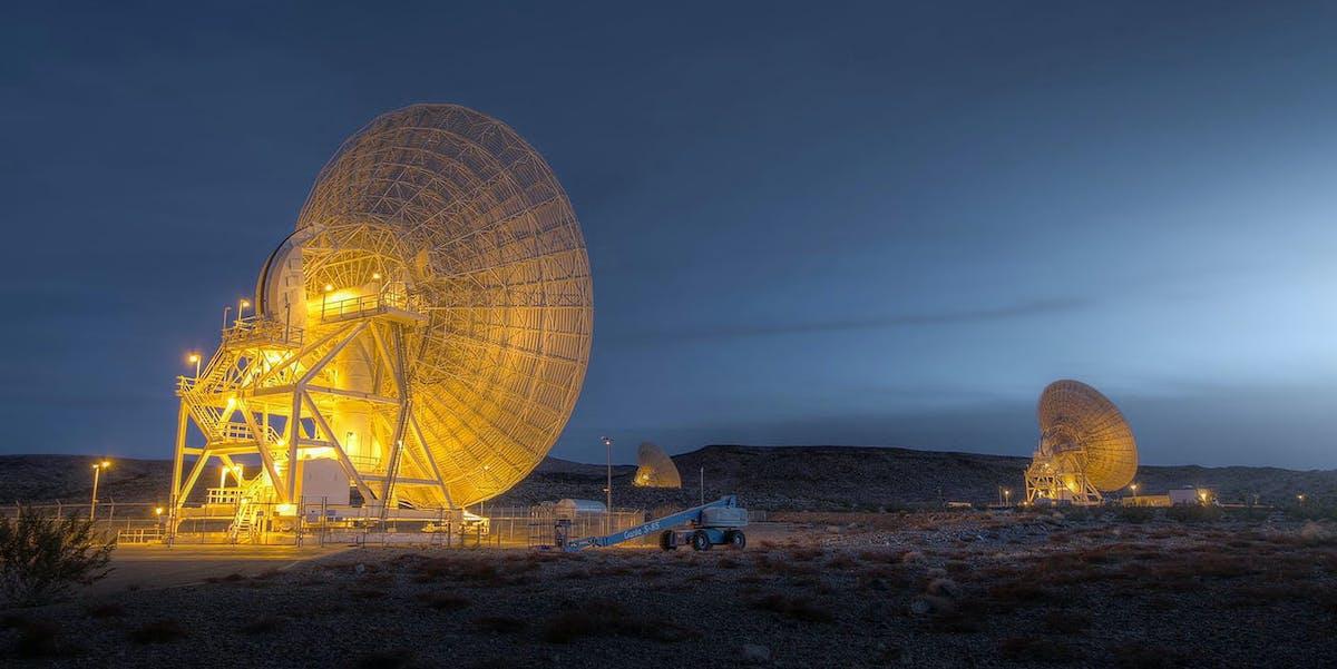 nasa deep space network