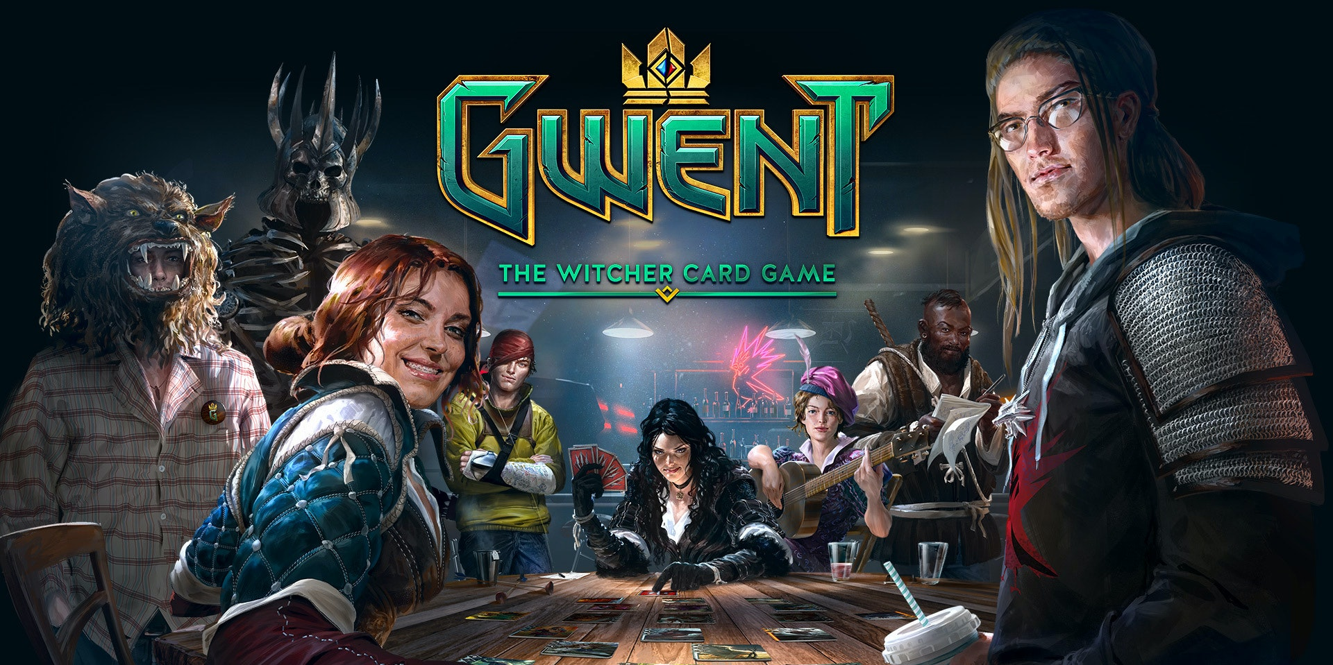 How the New Standalone 'Gwent' Works   Inverse