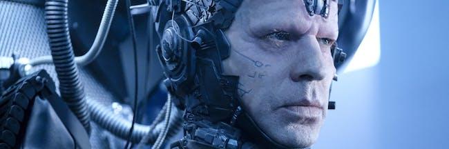 Clifford DeVoe (Neil Sandilands) needs a new body, so guess where he'll turn?