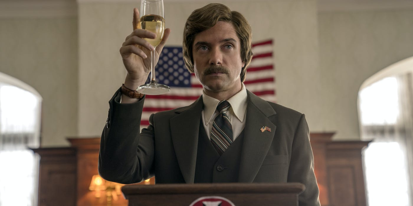 Blackkklansman David Duke Topher Grace