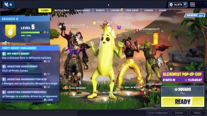 Banana Skin Fortnite Tier Fortnite Aimbot V3rmillion