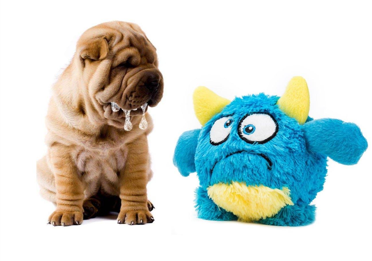 monster dog toy