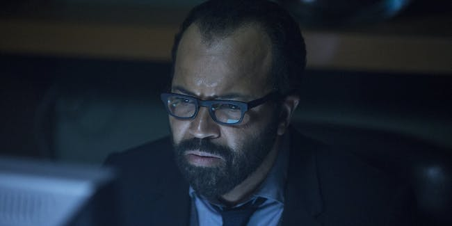 Jeffrey Wright as Bernard Lowe on 'Westworld'