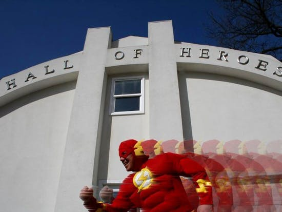 Exploring the World's Only Superhero Museum