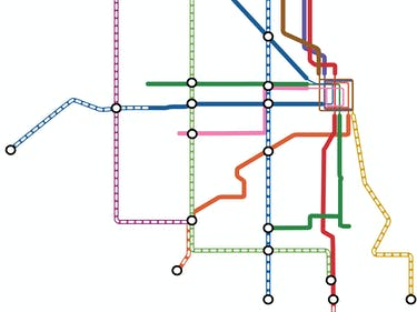 This Map Shows What Chicago's Future Metro Could Look Like