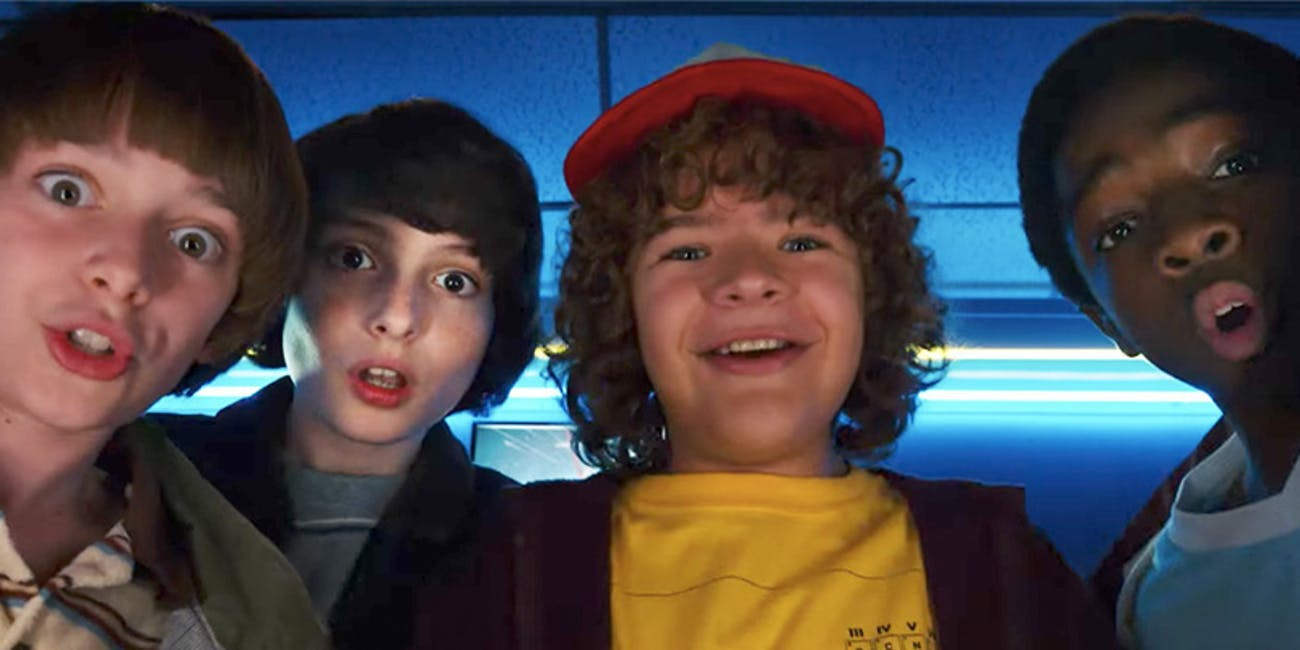 stranger things season 4 release date
