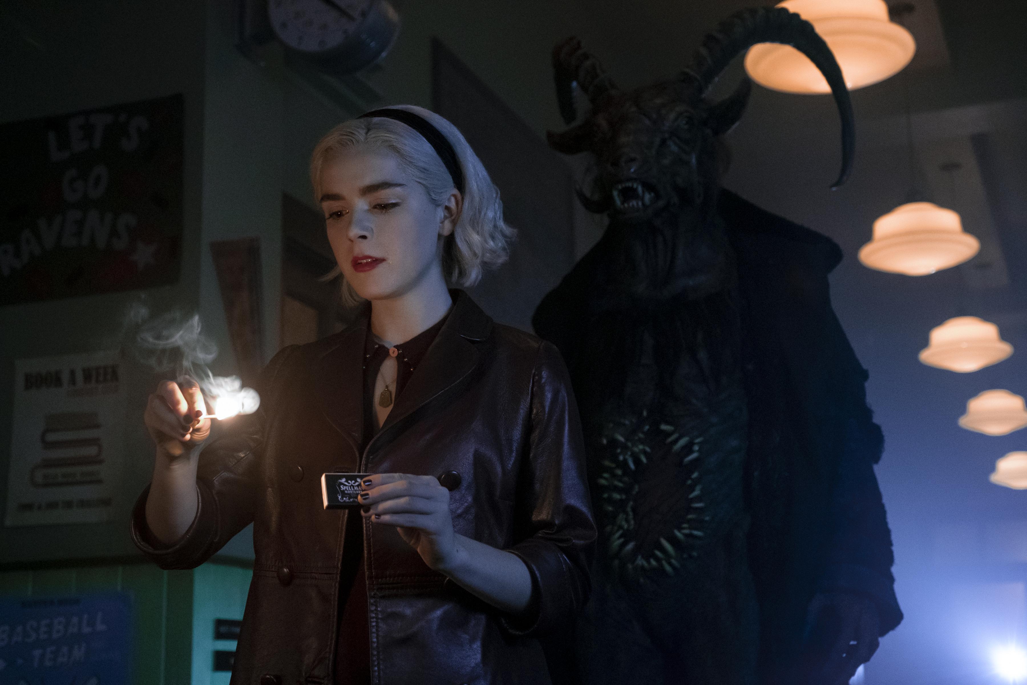 Satanic sex pry