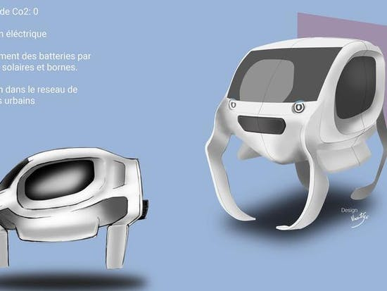 """""""Sea Bubble"""" Could Bring Driverless Car Tech to Urban Rivers Starting in Paris"""