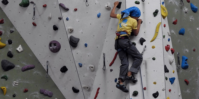 Scientists Find That Rock Climbing Can Treat Depression