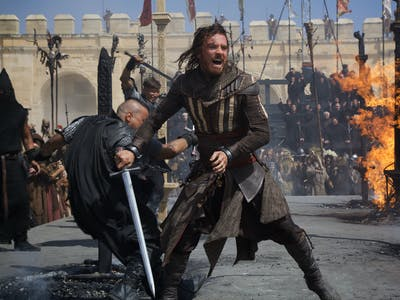 The 'Assassin's Creed' Movie Will Go Full Spanish Inquisition