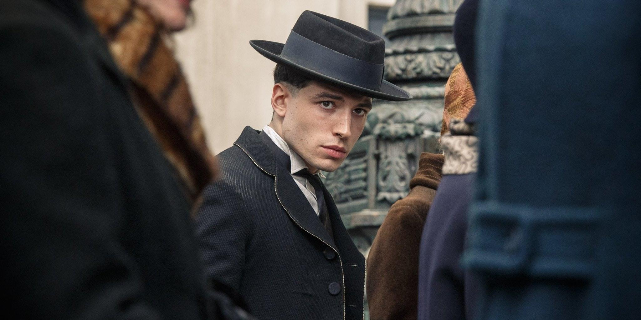 Is Credence Barebone Severus Snape's Grandfather?