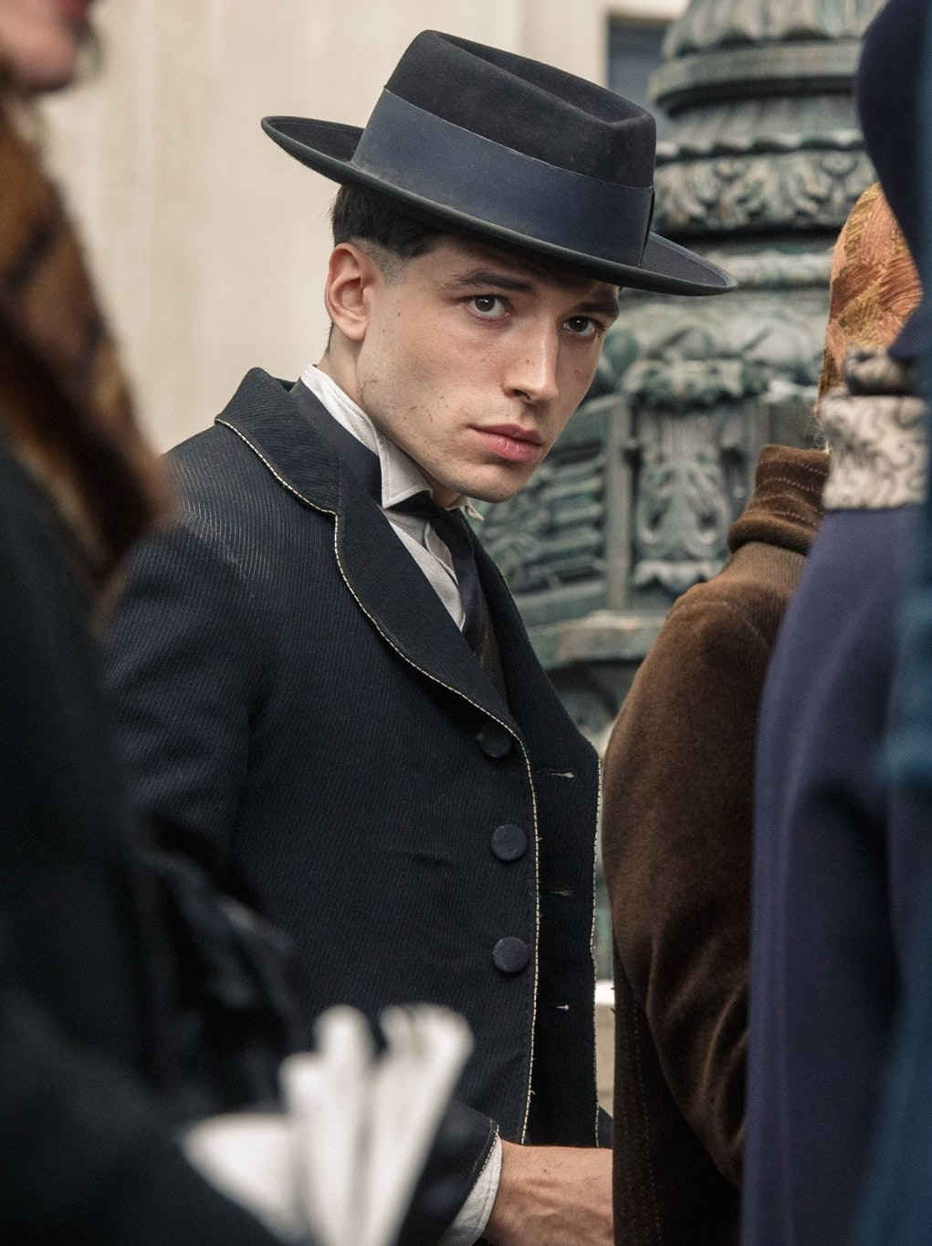 Is Credence Barebone Severus Snape's Grandfather?