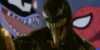 Venom Cartoon