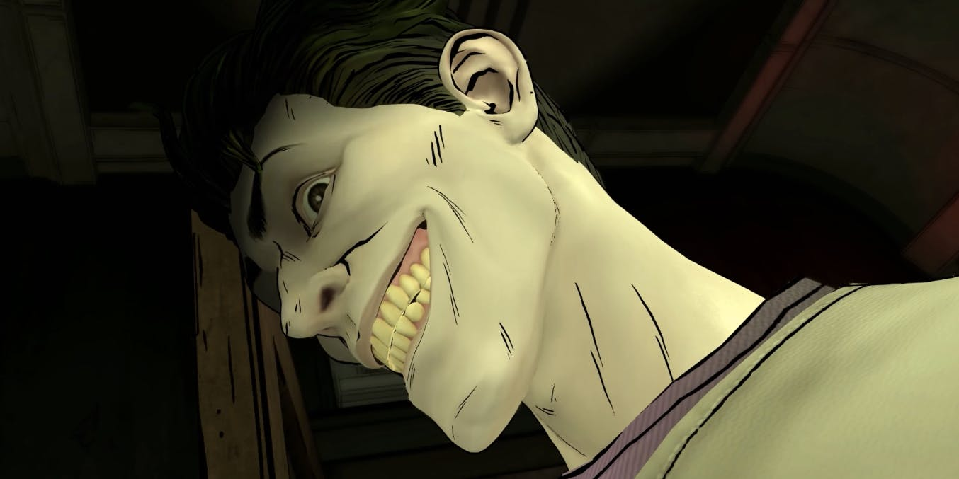 Promo for Batman the Telltale Series Episode 4
