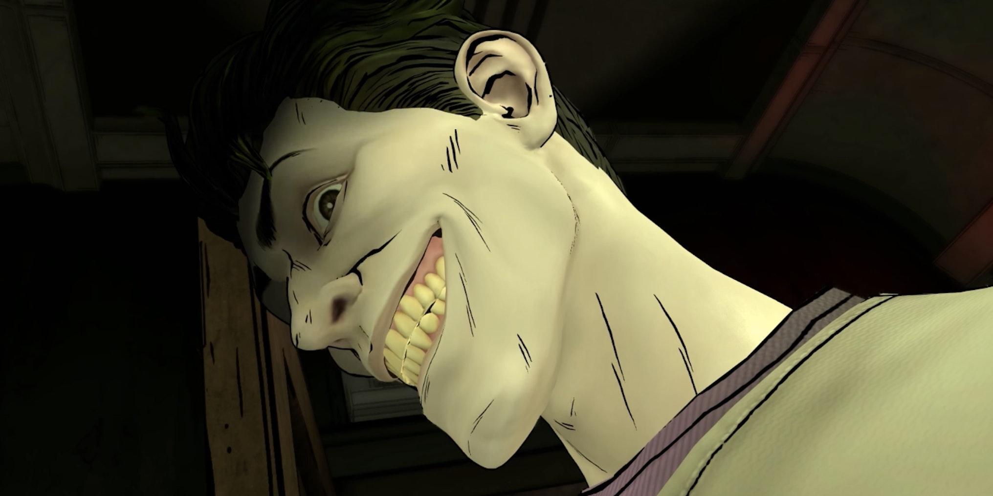 Promo for Batman the Telltale Series Episode 4