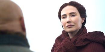 Melisandre uncovers Varys's secrets in  'Game of Thrones' Season 7