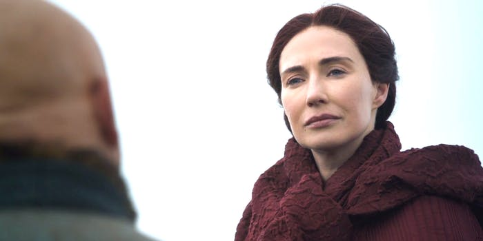 Melisandre uncovers Varys's secrets in  'Game of Thrones' Season 7