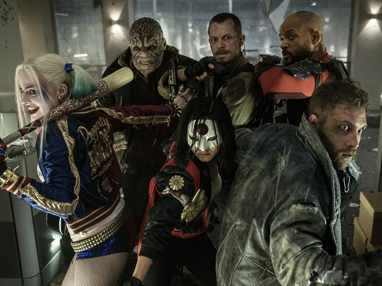 'Suicide Squad' Reviews Round-up: These Anti-Heroes Are Bad