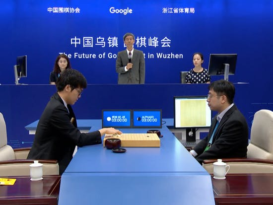 Google's AlphaGo A.I. Defeats Another Human Master