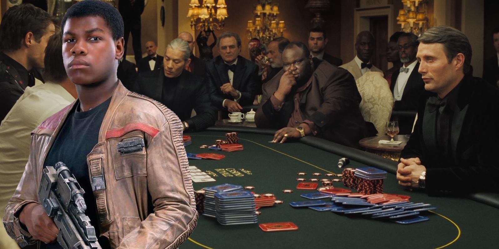 Part Of Last Jedi Takes Place At A Glitzy Casino City Canto Bight