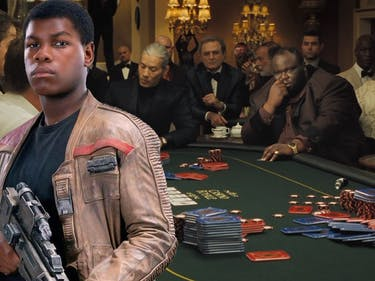 Part of 'Last Jedi' Takes Place at a Glitzy, Super Bougie Casino