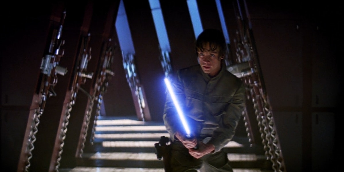 The Story of Luke Skywalker's Lightsaber Could Still Happen