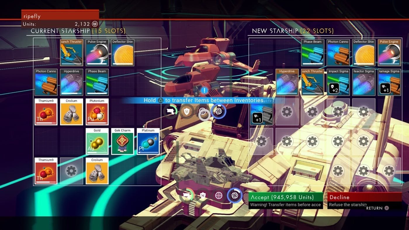 Using the 'No Man's Sky' Dupe Exploit Is Missing the Point | Inverse