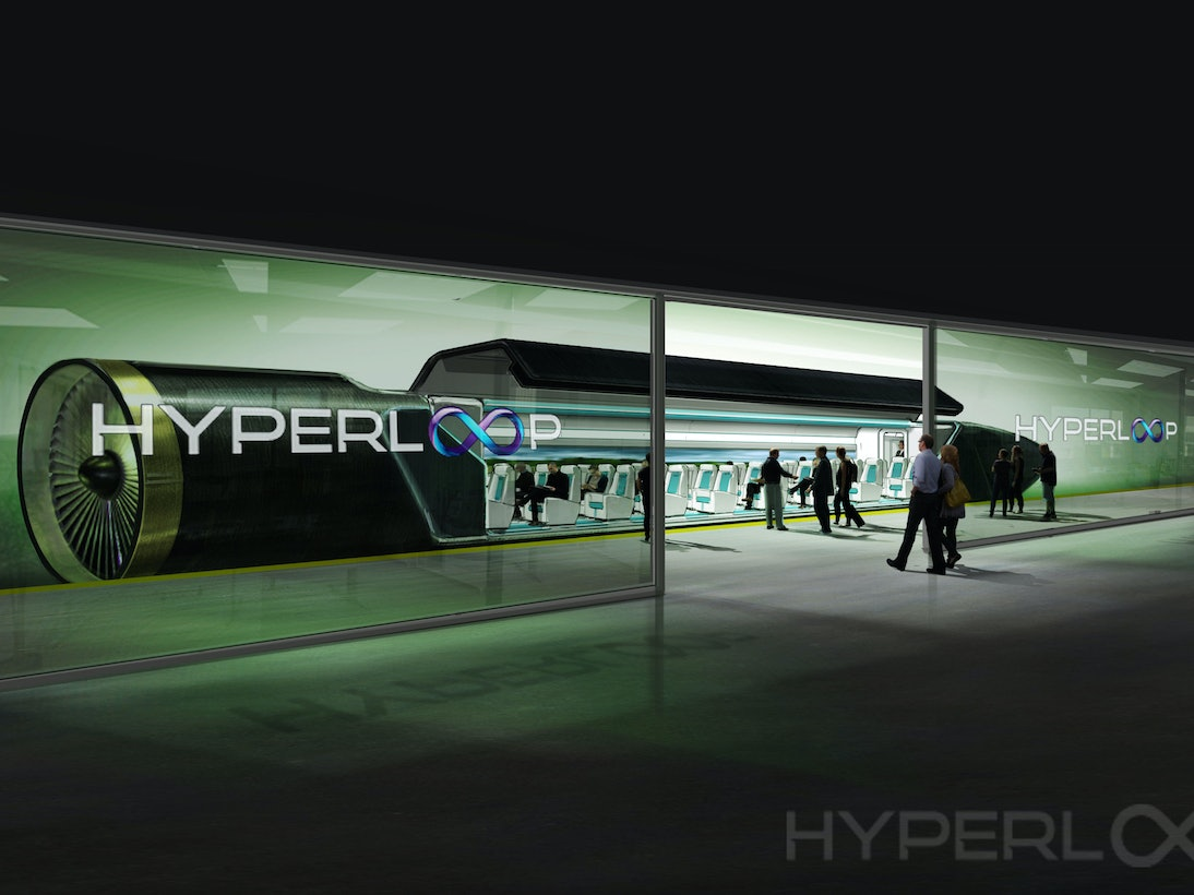 The Hyperloop Race Heats Up