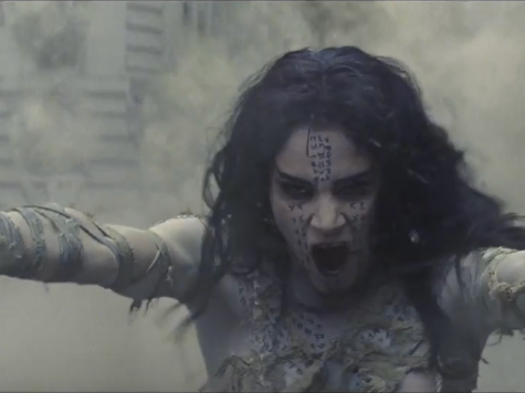 New Teaser for 'The Mummy' Reboots an Ancient Monster
