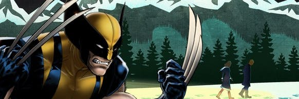 No claws in the first episode of 'Wolverine: The Long Night'.