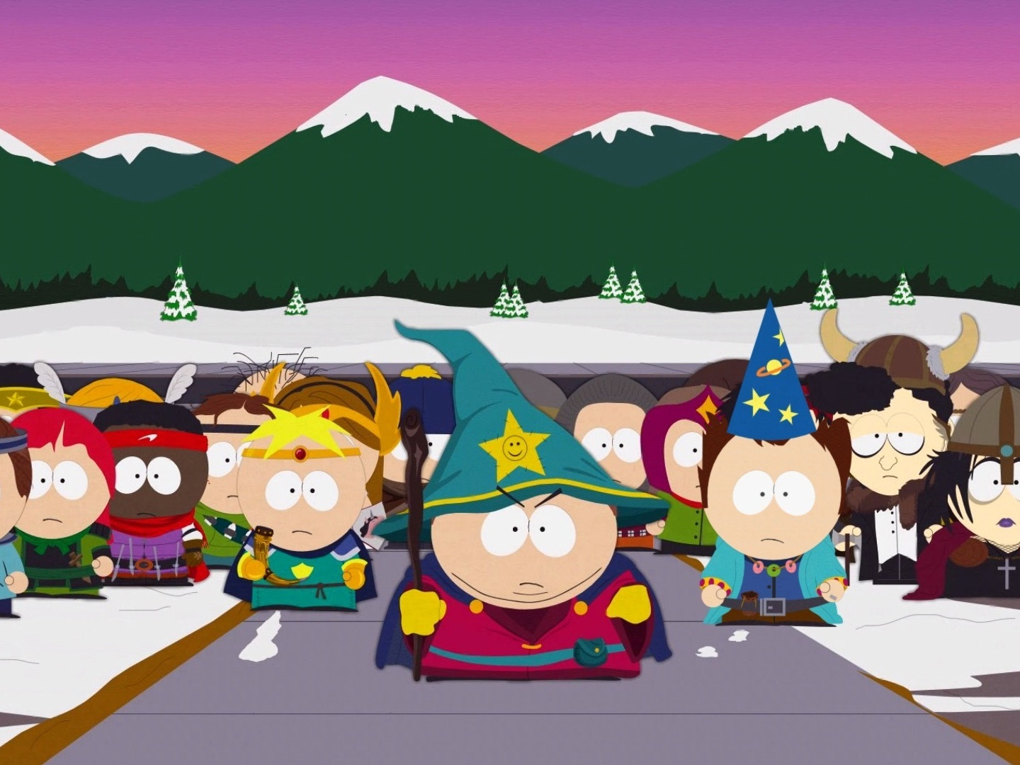 The Music from 'South Park: The Stick of Truth' Remains Straight Fire