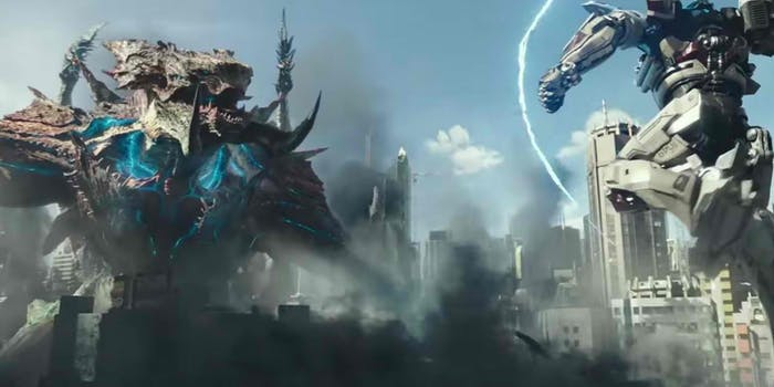 The final battle of 'Pacific Rim: Uprising' is perhaps the most important battle ever in more than one way.