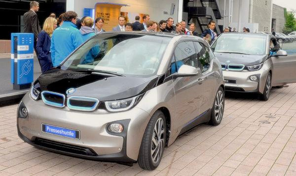 These Are The 8 Most Electric Car Friendly Countries In Europe Inverse