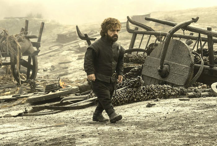 Peter Dinklage as Tyrion Lannister in 'Game of Thrones' Season 7 episode 5