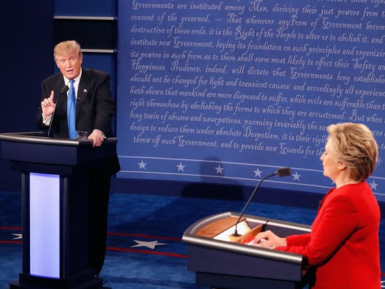 Clinton and Trump Present Insanely Different Views on Cyber War
