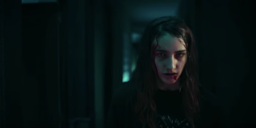 is 'verónica' scary? the new netflix horror has the internet