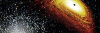 black hole NASA