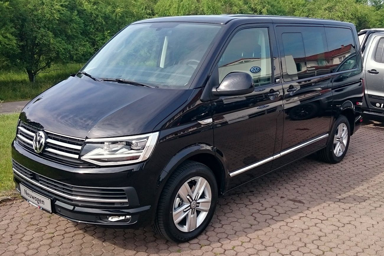 Volkswagen T6 car apple