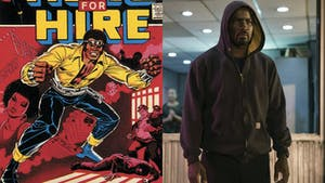 Marvel Comics Luke Cage Netflix