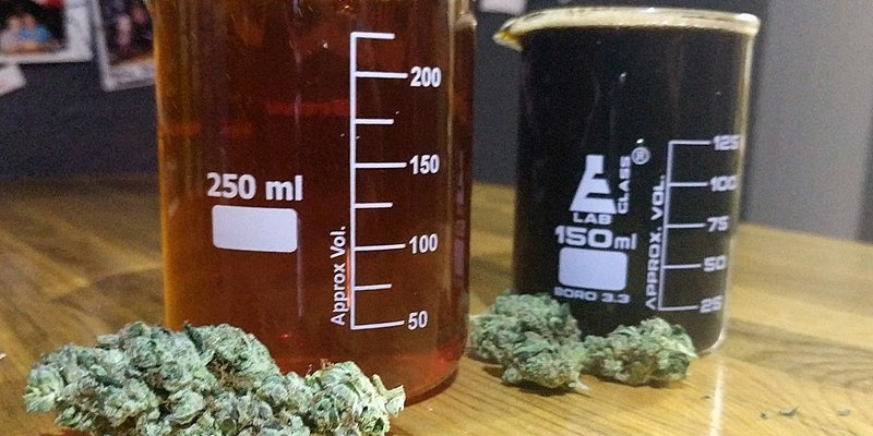 """New Marijuana Beer Contains a """"Decelerant"""" That Scientists Can't Figure Out"""