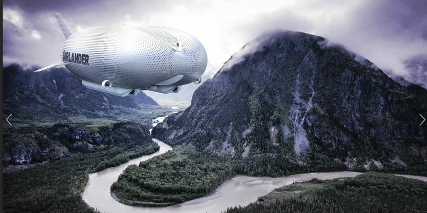 How Airships Like the Airlander 10 Could Replace Cargo Planes in Just Years