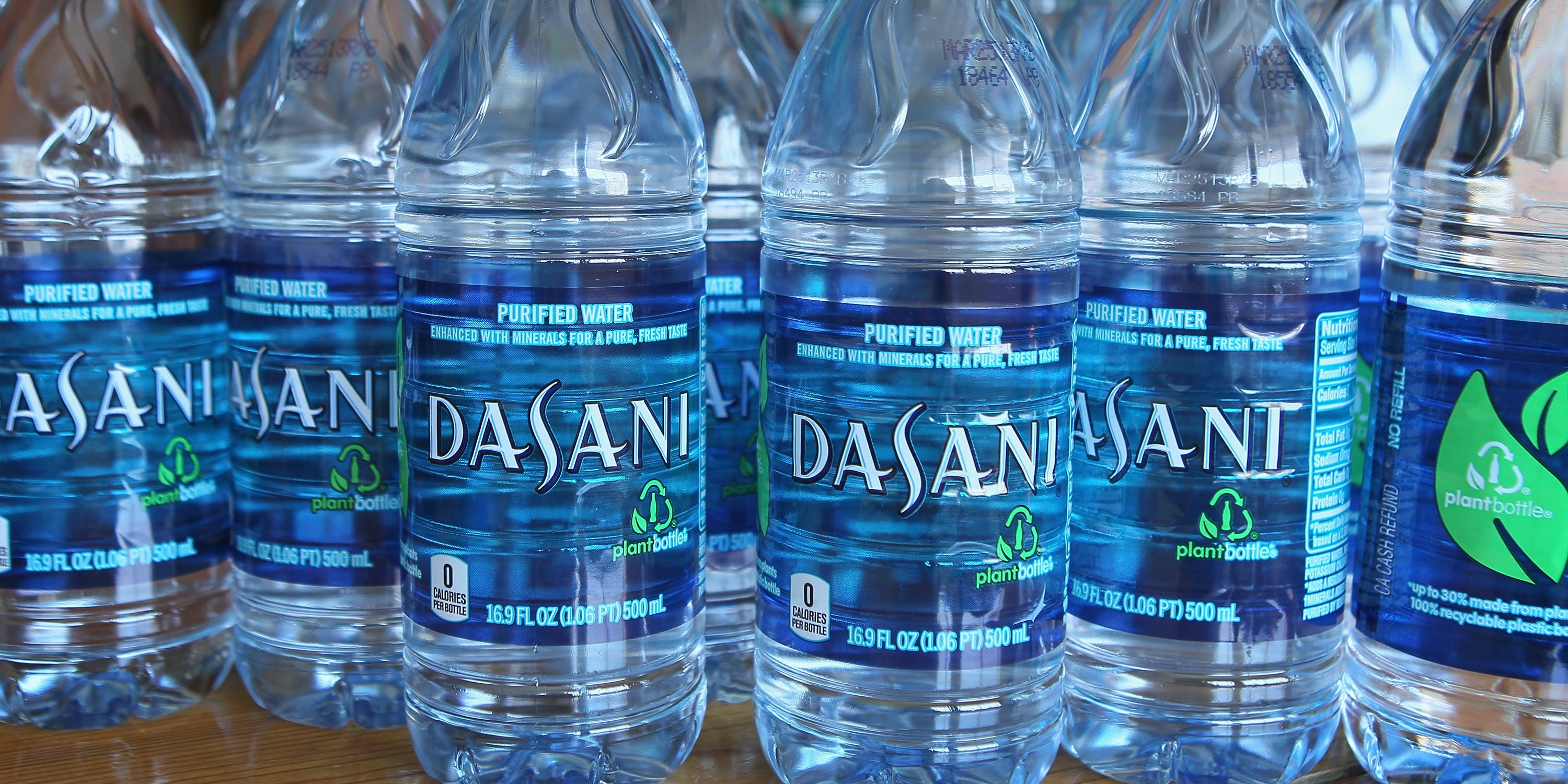 Is Dasani hiding its water source?