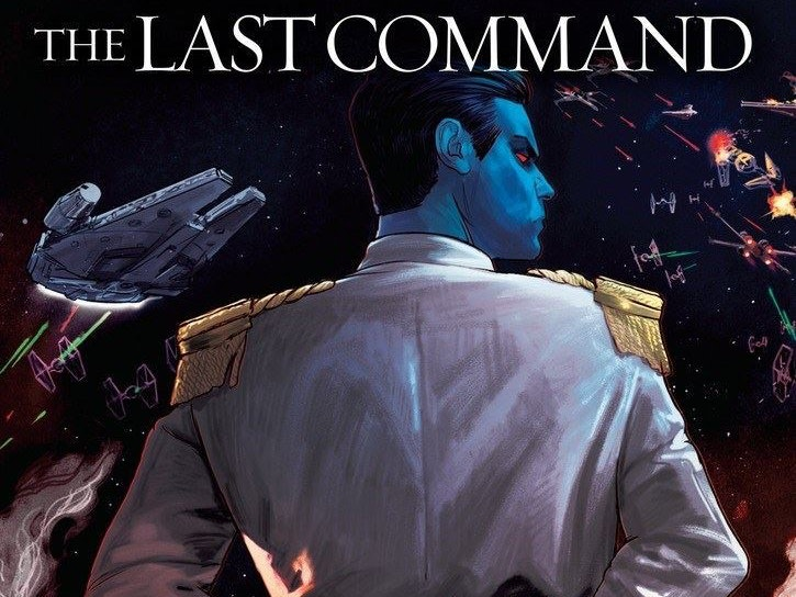 New Thrawn Book Covers Blend New and Old 'Star Wars' Canon