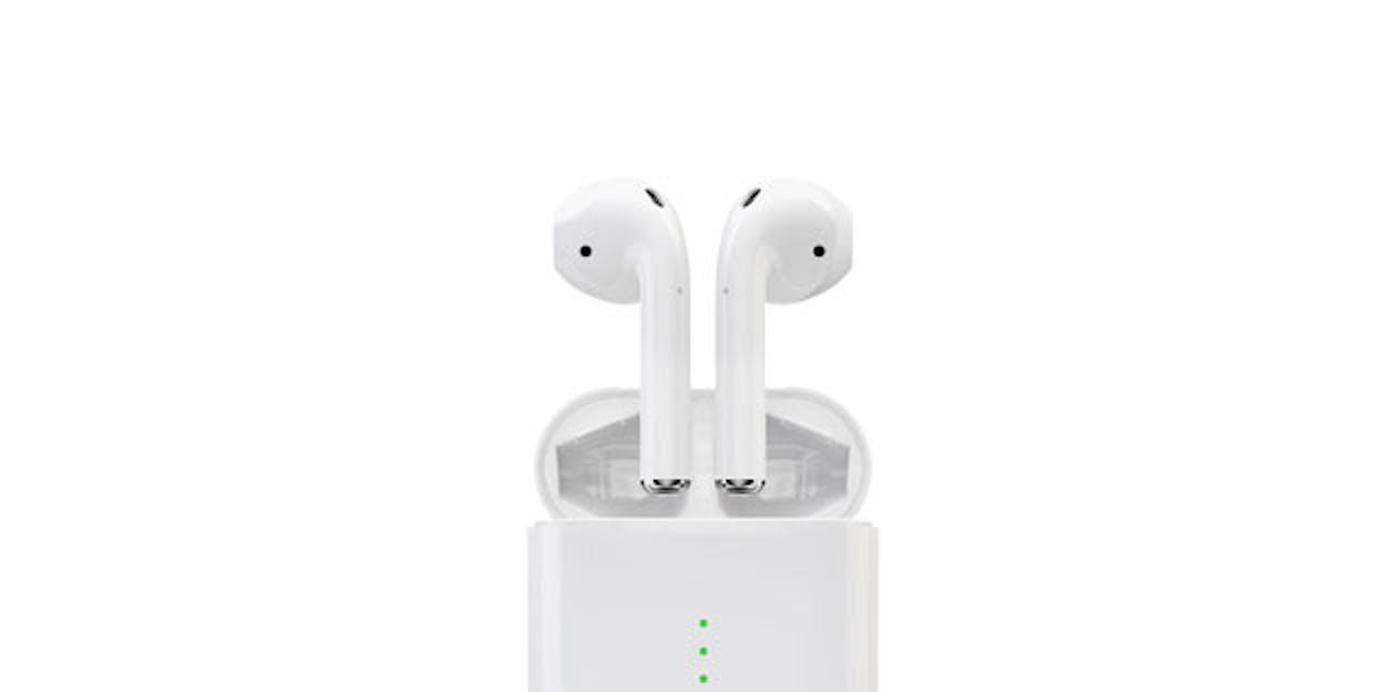 AirSounds 2 True Wireless Bluetooth Earbuds