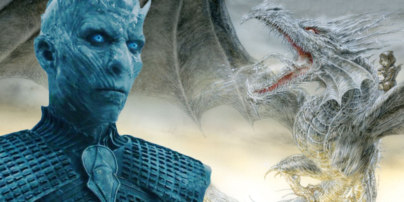 The Complicated History of Ice Dragons on 'Game of Thrones' | Inverse