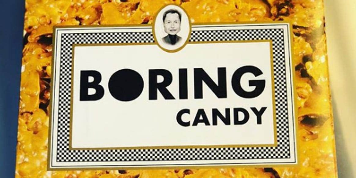 Boring Candy