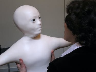 The 'Uncanny Valley' Theory of Robot Faces Holds Water