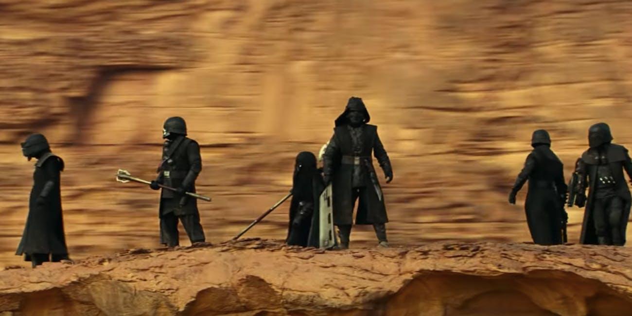star wars 9 new footage trailer spoilers