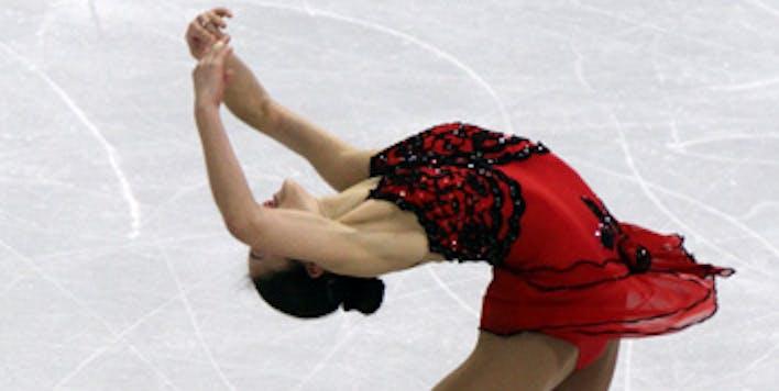 Mirai Nagasu, Olympics, triple axel